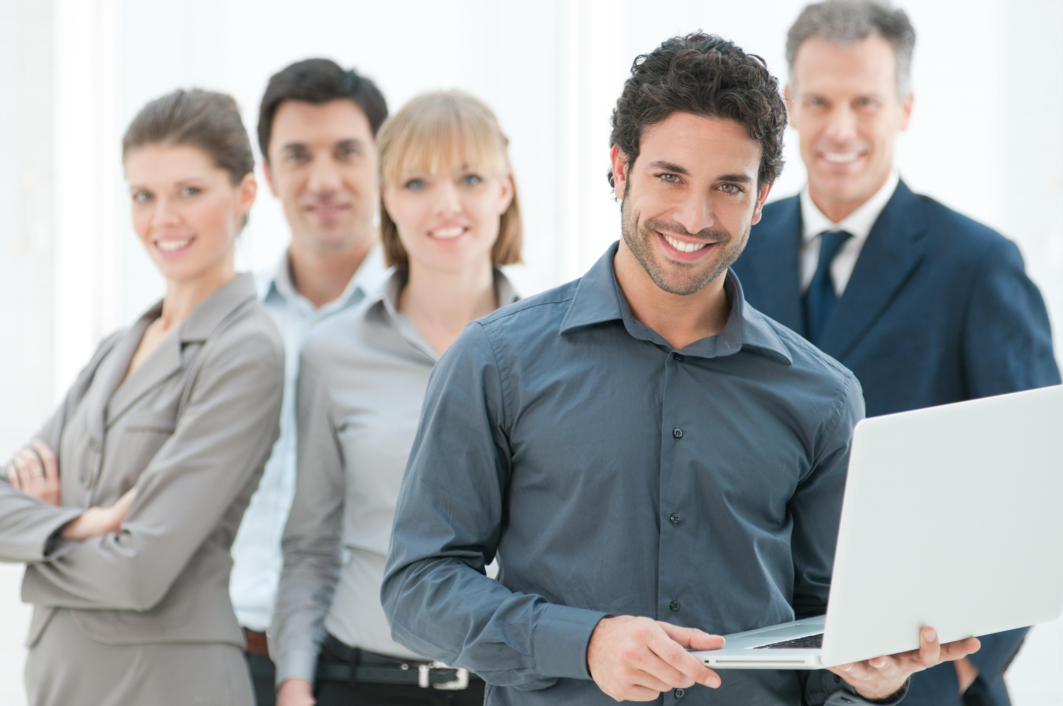 business development professionals working - HD2144×1424